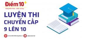 Luyện thi chuyến cấp 9 lên 10 môn Toán tại quận Gò Vấp