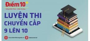 Luyện thi chuyến cấp 9 lên 10 môn Toán tại quận Tân Phú