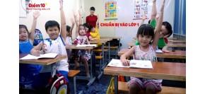 Chuẩn bị vào lớp 1 cho trẻ
