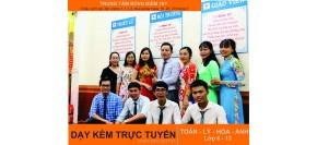 Lớp học hè Toán, Lý, Hóa, Anh ở  Phú Nhuận, Gò Vấp, Tân Phú, Quận 12