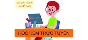 Gia sư online môn Toán - Tương tác trực tiếp với giáo viên Điểm 10+