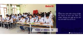 Lớp bồi dưỡng Toán 11 quận Gò Vấp, Tân Phú, Phú Nhuận, Quận 12