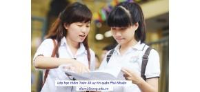 Lớp học thêm Toán 10 quận Gò Vấp, Phú Nhuận