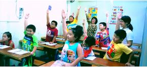 Lớp học hè cho học sinh tiểu học tại Gò Vấp, Phú Nhuận