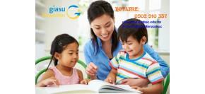 Gia Sư Dạy Kèm Tiếng Anh Tiểu Học Tại Gò Vấp, Tân Phú, Phú Nhuận, Quận 12