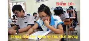 Trung tâm dạy thêm Toán Lý Hóa Anh Gò Vấp, Phú Nhuận, Tân Phú, Quận 12