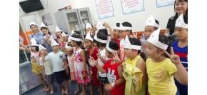 Khóa hè bán trú cho trẻ em tại TPHCM