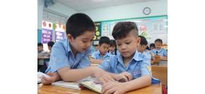 Giảm áp lực học tập cho học sinh lớp 1