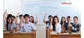 Lớp Ôn Thi HK 2 Toán, Lý, Hóa, Anh