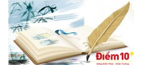 Học thêm Ngữ Văn lớp 10 chất lượng tại quận 12, Tân Phú, Phú Nhuận, Gò Vấp