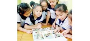 Những lợi ích khi tham gia khóa học chuẩn bị cho trẻ vào lớp 1 tại Điểm 10+