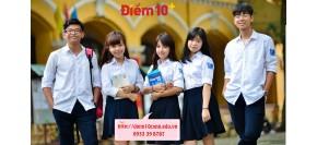 Lớp luyện thi chuyển cấp 9 lên 10 tại Gò Vấp, Tân Phú, Phú Nhuận, Quận 12