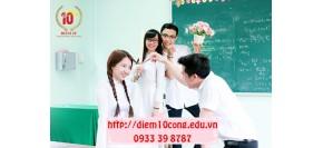 Bồi dưỡng TOÁN, LÝ, HÓA, ANH 6-12 quận Gò Vấp, Tân Phú, Phú Nhuận